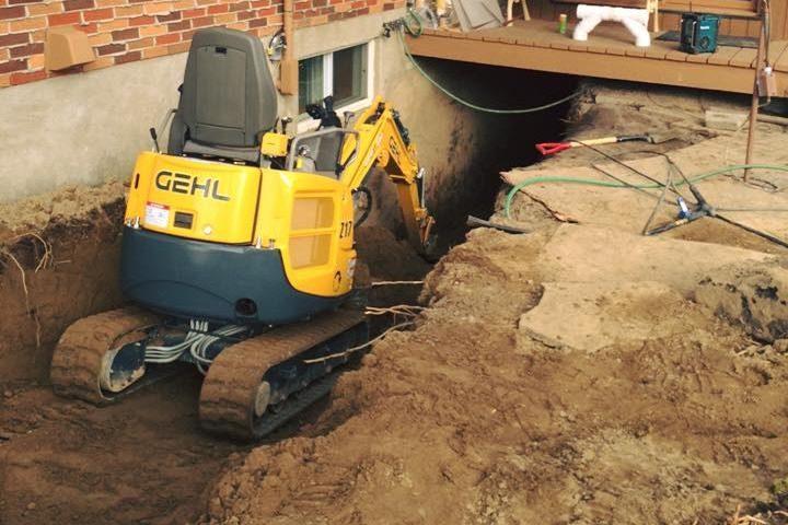 Excavation à Québec, Excavation : pour vos travaux résidentiels