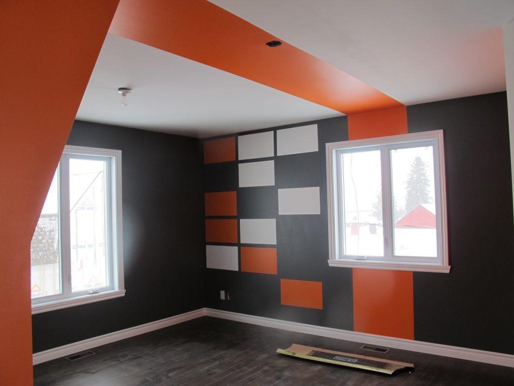 Finition intérieur maison neuve - Construction Durab