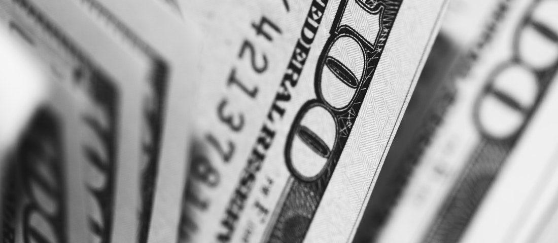 Billets de banque de 100 dollars