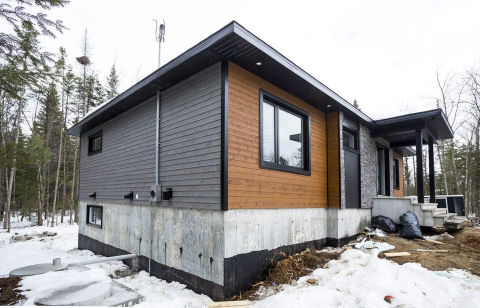 Construction générale de maison